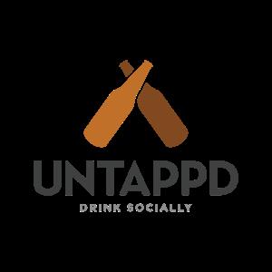 untapped logo and hyperlink